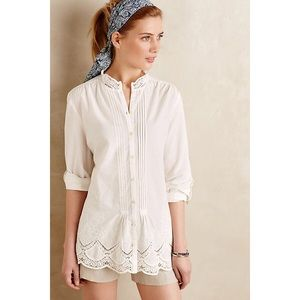 Anthropologie Isabella Sinclair | Brimfield Blouse